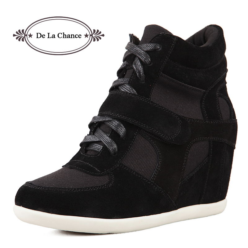 2016 autumn winter height increasing s casual shoes