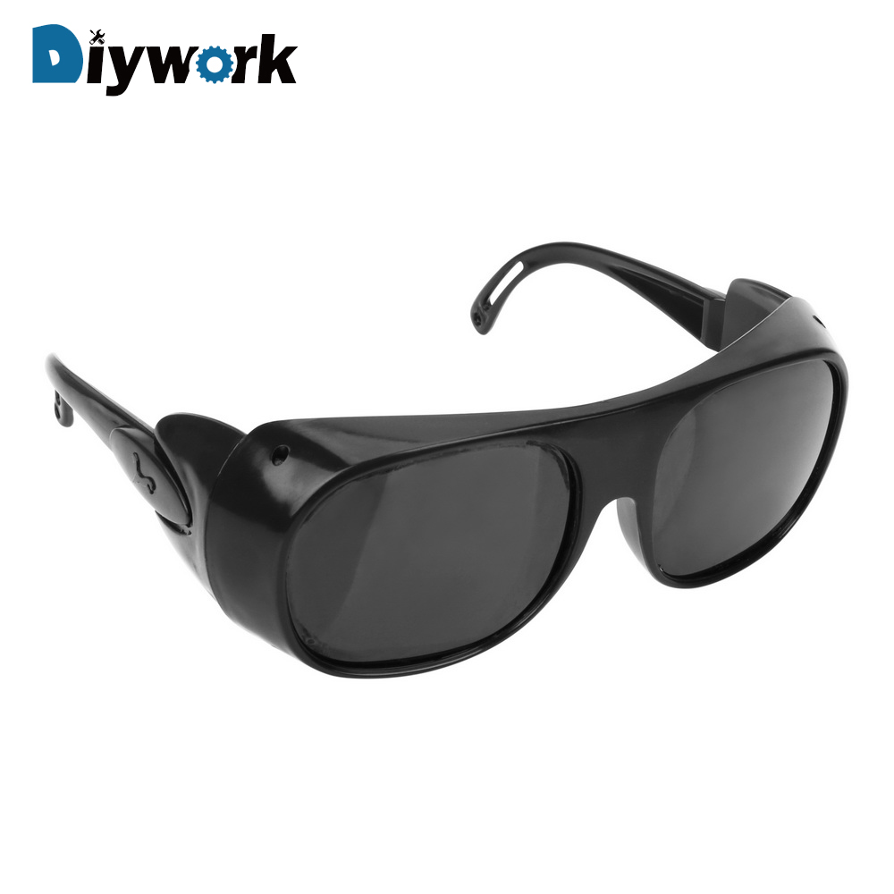 DIYWORK Welding Welder Goggles Gas Argon Arc Welding Protective Glasses Safety Working Eyes Protector For Men And Women