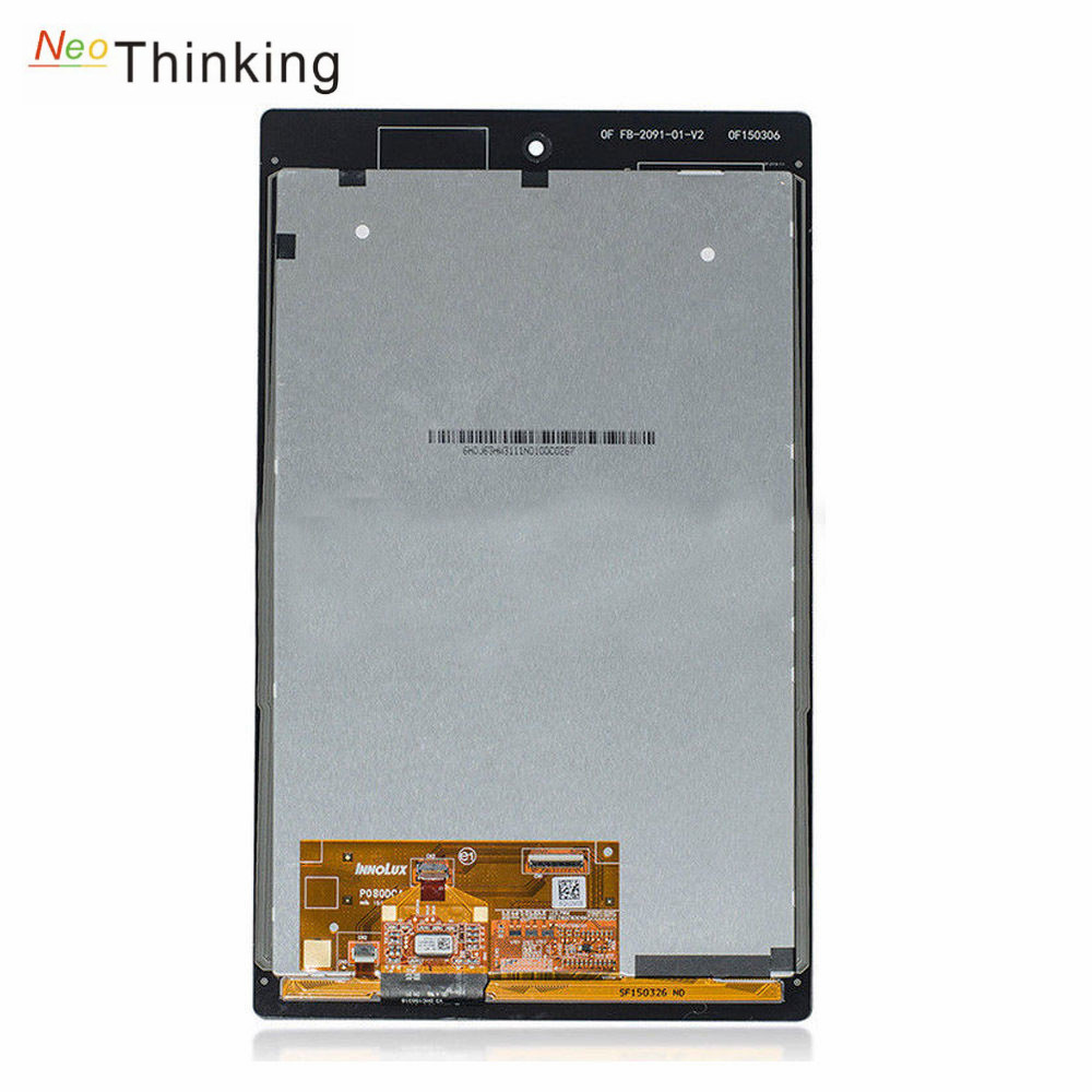 NeoThinking 8 Lcd Assembly For Amazon Kindle Fire HD8 Lcd Digitizer Touch Screen Replacement free shipping replacement lcd digitizer capacitive touch screen for lg vs980 f320 d801 d803 black
