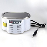 Smart Ultrasonic Cleaner Anti Slip Stainless Steel Ultrasound Wave Washing For Jewelry Glasses Ultrasound Bath Machine
