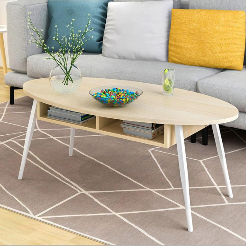 Modern Coffee Table Creative Wooden Side Table For Living room Bedroom Office Home Furniture Minimalist mesas de centro