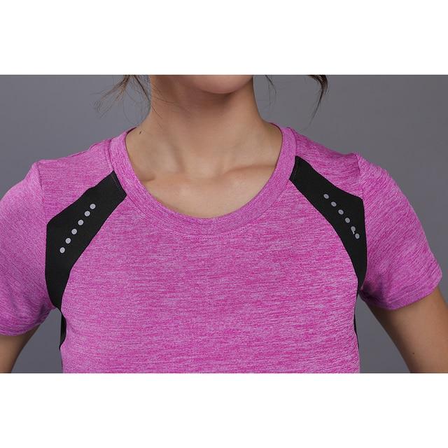 shintimes Summer T Shirt Women Sports T-Shirt Short Sleeve Female 2019 Woman Tshirt Tee Shirt Femme Plus Size Camisetas Feminino 5