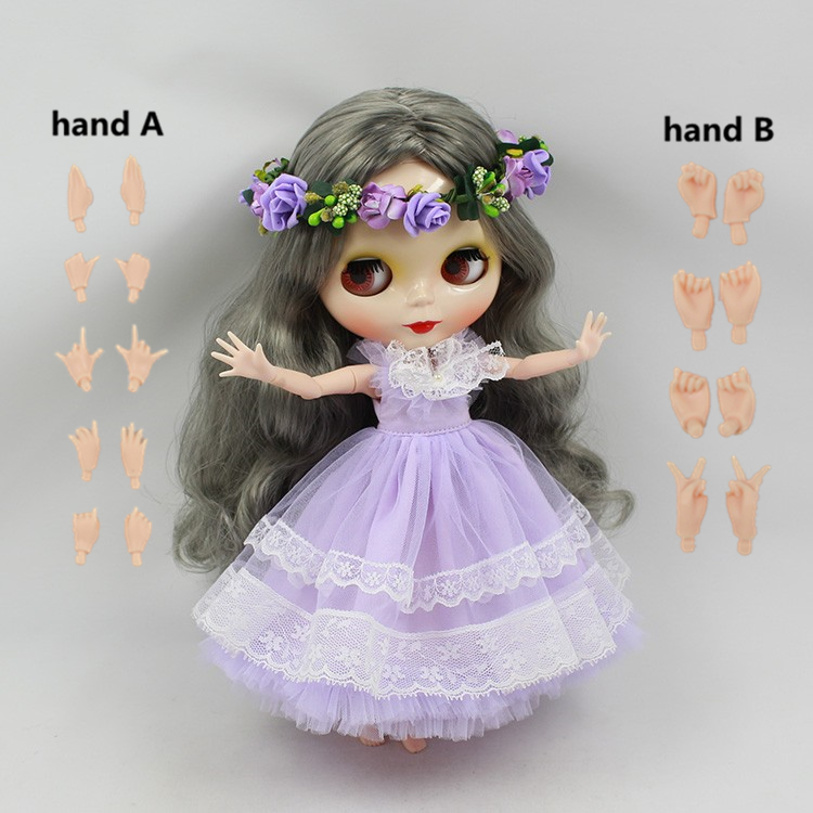 Free shipping Blyth Nude Doll For Series No. 280BL1063