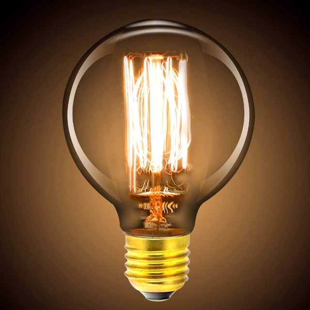 Edison Vintage Retro Bulbs – Incandescent