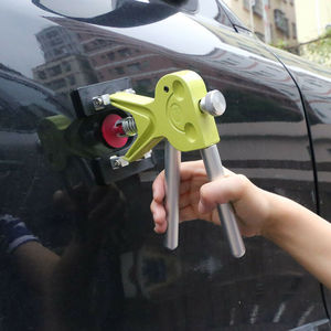 Image 5 - PDR Tools Hook Tools Push Rod Car Crowbar Paintless Dent Repair Tools Kits Glue Sticks Tap Down Hammer Hail Puller Set pry tools