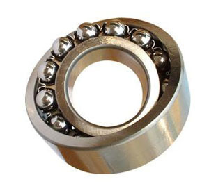 Stainless steel self aligning ball bearing SS2207 35 72 23