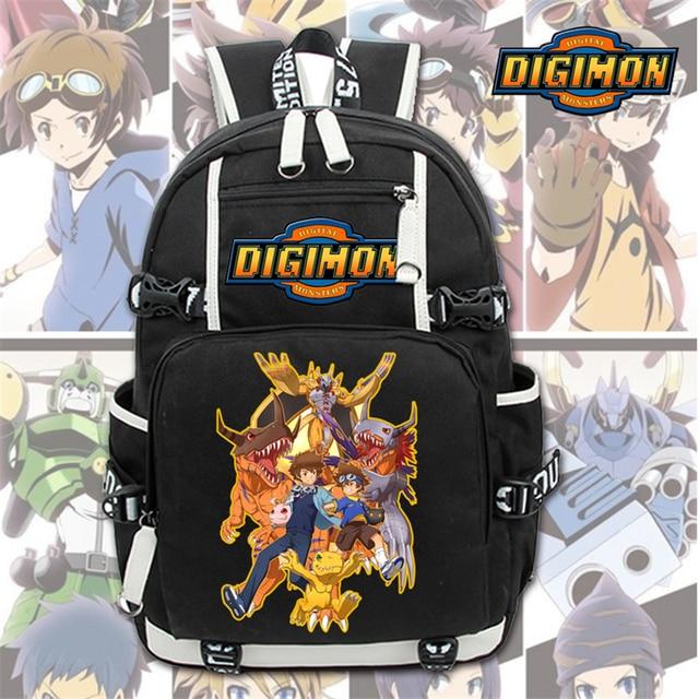 Рюкзак Приключения Дигимона