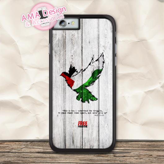 Free Palestine Protective Case For iPhone X 8 7 6 6s Plus 5 5s SE 5c 4 4s For iPod Touch