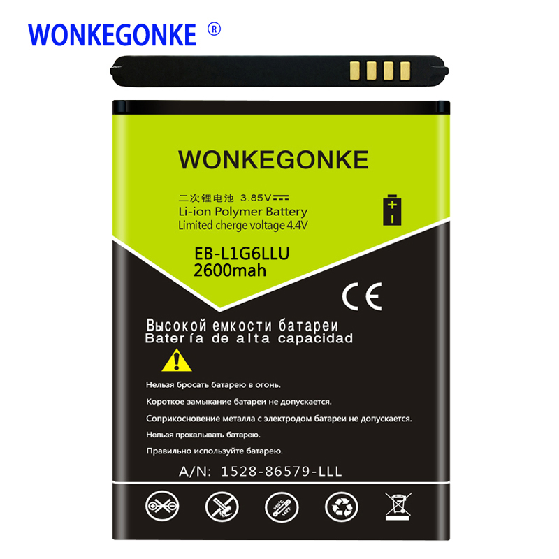 WONKEGONKE EB-L1G6LLU Batterie Für Samsung Galaxy S3 i9300 I9305 i9082 i9128v i879 I535 T999 L710 Batterien Bateria