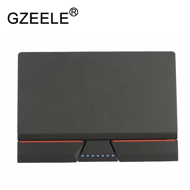 GZEELE NEW for Lenovo Yoga S1 for Thinkpad X230S X240S X250 X260 Three Button Touchpad Trackpad Left and Right Three Keys evan picone new turquoise three button crepe blazer 6 $129 dbfl