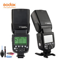 Godox TT685S 2.4G HSS 1/8000s i TTL GN60 Wireless Speedlite Flash for Sony A77II A7RII A7R A58 A9 A99 A6300 A6500 Camera