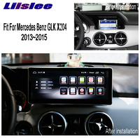 Liislee 10.25 Android For Mercedes Benz GLK X204 2013~2015 touch screen GPS Navigation radio stereo dash multimedia player