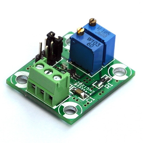 1KHz to 33MHz Adjustable Oscillator Module, LTC1799 electronic component