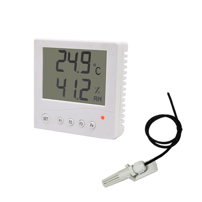 2 In 1 Humidity Temperature Transmitter Transducer Lcd