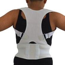 New Arrival Elastic Band lumbar Support, Waist Support Belt, Shoulders Support Brace Posture For Men