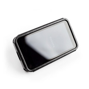 Image 2 - C M6 حقيبة جلد ل FiiO M6 ، مرحبا الدقة لاعب M6 أغطية جلد. أسود