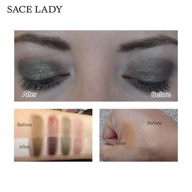 Pre-makeup Mineral Touch  Eye Shadow Coloring Base Cream Long Lasting Eye Shadow Effect Eye Makeup Y710 5