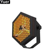 3x300W Retro Flash Light Spotlight Super Bright Lamp LED Mirror DJ Disco Effect Stage Lighting for KTV Music Vocal concert