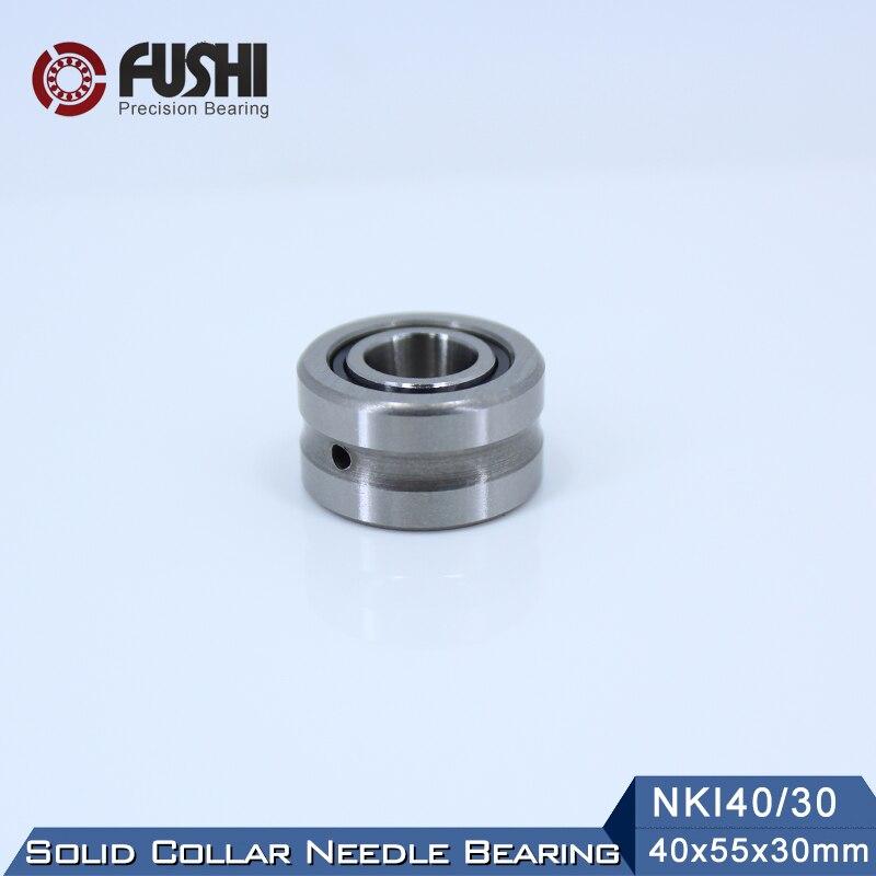 NKI40/30 Bearing 40*55*30 mm ( 1 PC ) Solid Collar Needle Roller Bearings With Inner Ring NKI 40/30 BearingNKI40/30 Bearing 40*55*30 mm ( 1 PC ) Solid Collar Needle Roller Bearings With Inner Ring NKI 40/30 Bearing
