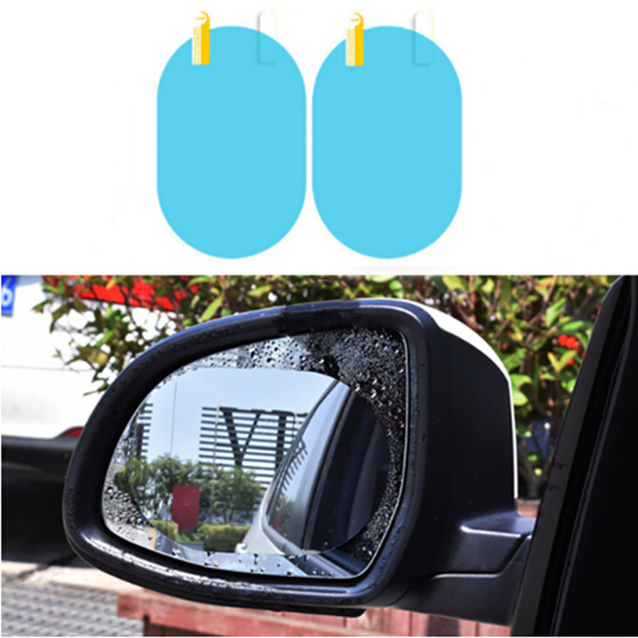 1 Paar Auto Regendicht Achteruitkijkspiegel Beschermfolie Voor Chevrolet Cruze Trax Aveo Lova Sail Epica Captiva Volt Camaro Kobalt