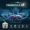 JJRC X6 Тарантул X6 RC Мультикоптер Drone с 5-МП 1080 P Полный HD Камера 2.4 ГГц 4CH RTF Вертолет С Может Дополнительно Нет камера