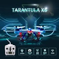 JJRC X6 Tarantula X6 RC Quadcopter Drone with 5MP 1080P Full HD Camera 2.4GHz 4CH RTF RC Helicopter With Can Optional No Camera