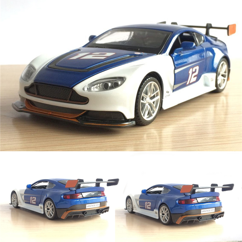 Aston Martin Race Car: 1:32 Scale Aston Martin Racing Vantage Diecast Metal Toy