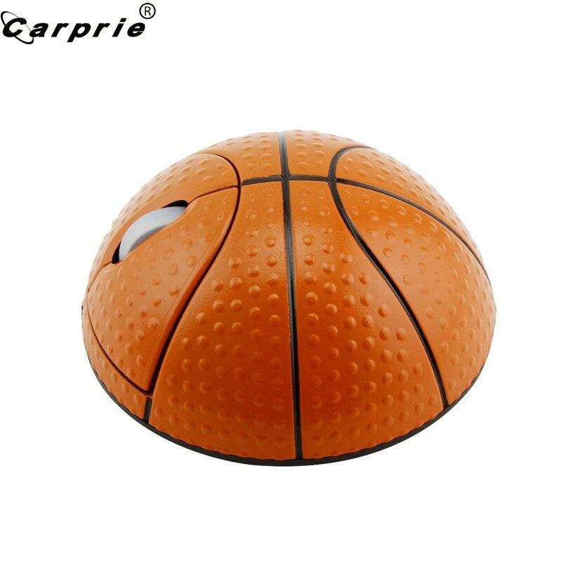 CARPRIE спортивная баскетбольная форма 2,4 ГГц Беспроводная игровая мышь эргономичная 3D оптическая мышь для ПК ноутбука 90523-4