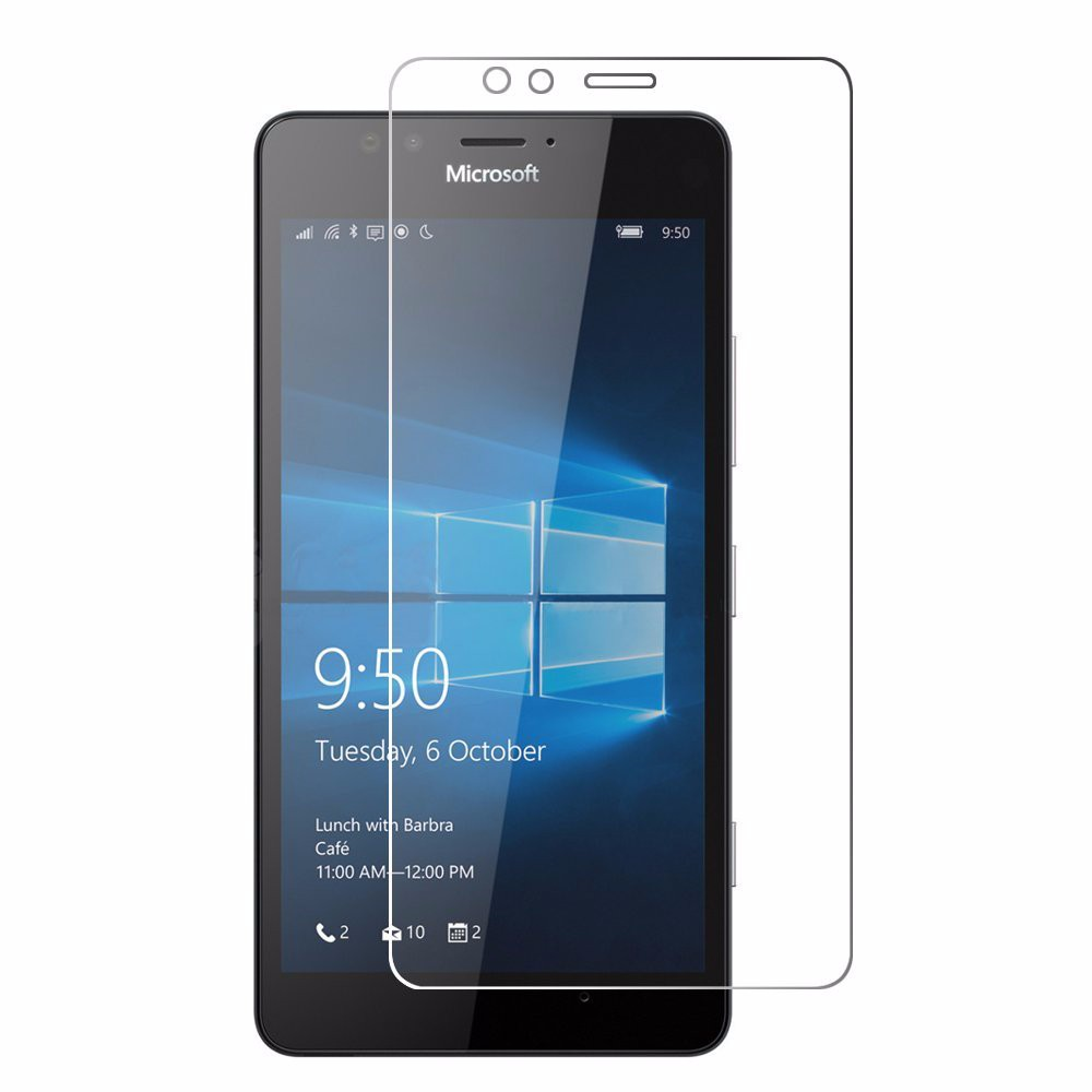 2Pcs Glass For Microsoft Lumia 950 XL Screen Protector Tempered Glass Ultra thin Full Glue Phone Glass For Microsoft Lumia 950XL in Phone Screen Protectors from Cellphones Telecommunications