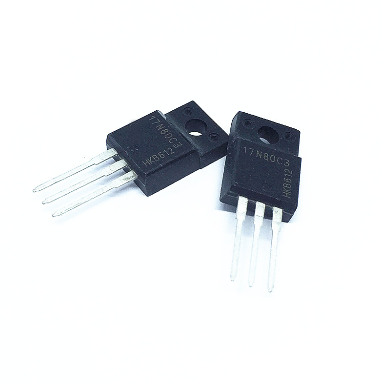 SPA17N80C3 17N80C3 N-Channel Field Effect TO-220F 800V 17A Quality Assurance