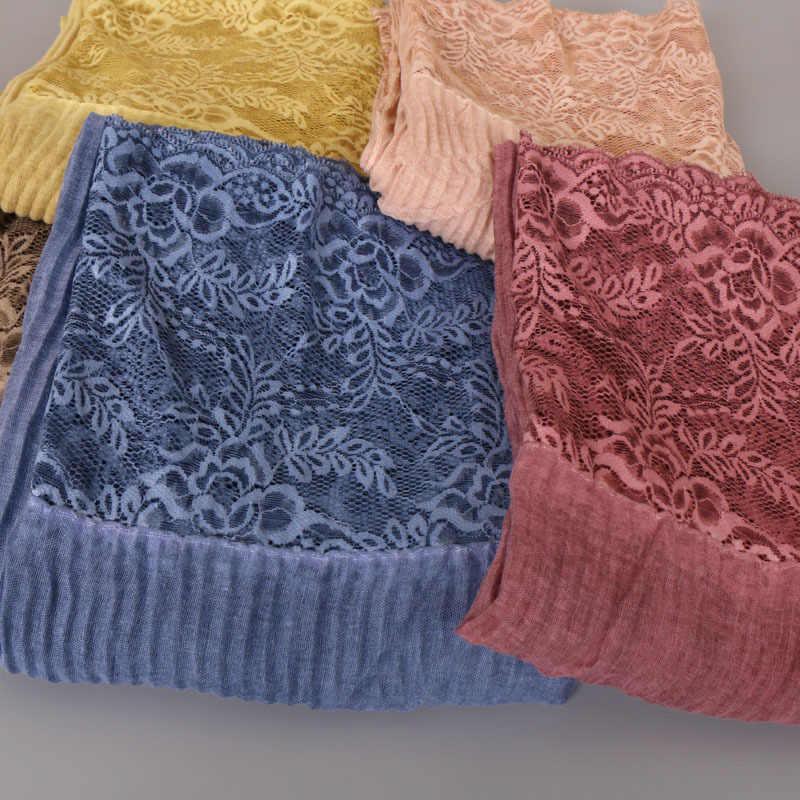 4 個パックカシュー刺繍薄型スカーフ刺繍スカーフ