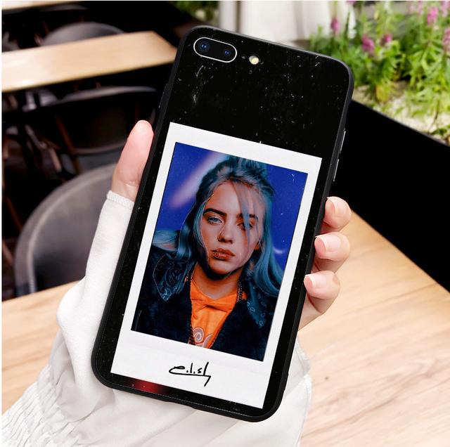 BILLIE EILISH IPHONE CASE (11 VARIAN)
