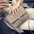 Fashion Women's Leather Handbag Solid Cover Bag Female Hot Sale Ladies Party Purse Shoulder Messenger Crossbody Bags Sac X17