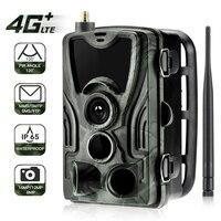 HC 801LTE 4G Multifunctional Waterproof Hunting Camera 16MP 64GB Tracking Camera IP65 Trap 0.3 MMS/SMS/SMTP/FTP Field Camera