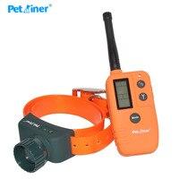 Pecater 910B ошейник для обучения собачкам Кора Стоп ошейник-бипер перезаряжаемый пульт дистанционного управления для собак 500 м для охоты