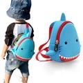 3D Shark Shoulder Bags for Children Waterproof crossbody bag Neoprene Animals Kids school bags for Girls Boys popular handbag