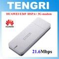 Original Unlocked HUAWEI E369 21.6Mbps HSPA+ USB Stick  3G USB modem dongle