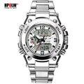 HPOLW Marke Military Sport Uhren Männer Elektronische LED Digital Armbanduhr Wasserdicht Sport Schlag Uhr Männer Relogio Masculino|Digitale Uhren|Uhren -