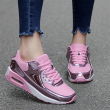 Women Air Cushion max Running Shoes Men Nonslip Sports