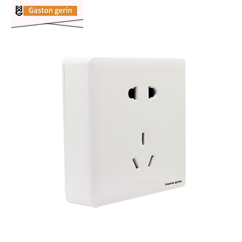 Wall Switch 4 Gang 1 Way Luxury Panel Light Switch Push Button Wall Socket On Off Switch Interruptor 10A 110V 220V 250V Standard in Switches from Lights Lighting