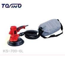 TOSINO Auto-Vacuum Drywall Sander of  KS-700-6L EU PLUG