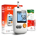 Sannuo Yizhun GA-3 Blood Glucose Meter Diabetic Household Monitor with 50 Strips and 50 Needles Lancets Blood Sugar Detection