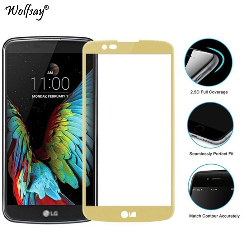 2pcs <font><b>Glass</b></font> For <font><b>LG</b></font> <font><b>K7</b></font> Screen Protector Tempered <font><b>Glass</b></font> for <font><b>LG</b></font> <font><b>K7</b></font> LTE K332 M1 Tribute 5 LS675 <font><b>X210ds</b></font> MS330 Full Cover Phone Film image