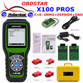 X-100 Auto Key Programmer OBDStar X100 PROS With EEPROM Adapter+IMMOBILISER (C+E Model) X 100 PRO Update Via Official Website