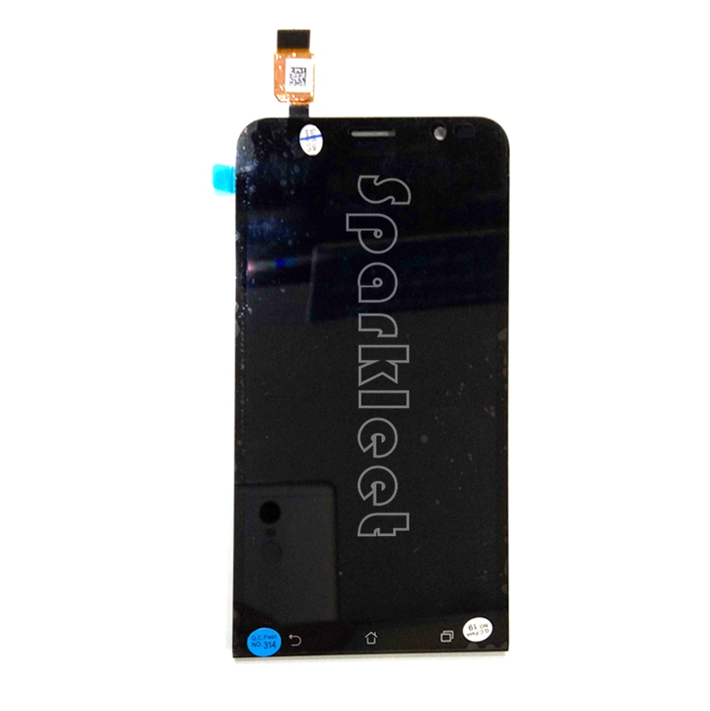 5.5 LCD Screen For Asus ZenFone Go TV ZB551KL LCD Display Touch Screen Digitizer Assembly Part Free Shipping