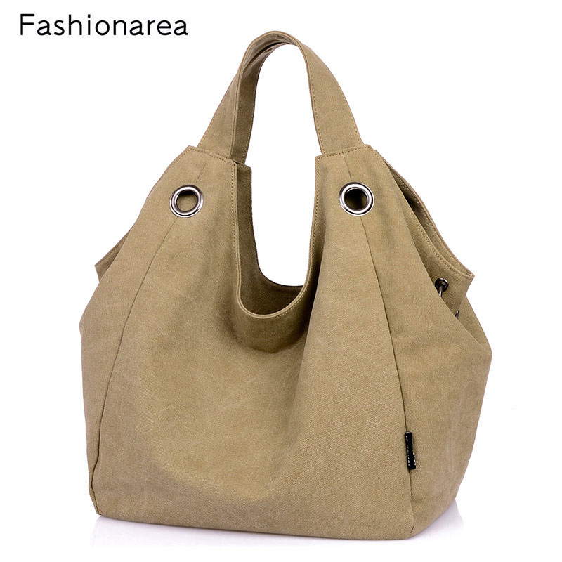 Best Canvas Quality 2018 New Women Handbags Famous Brand Tote Bag Solid Color Top-handle Large Capacity Shoulder Bags Black Tote famous brand women handbags pu leather bag women tote high quality ladies shoulder bags large capacity ladies top handle bags