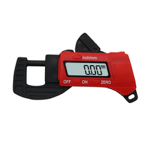 Big sale 1pcs 0-12mm Carbon Fiber Composite Digital Display Thickness Gauge Caliper Electronic Thickness Meter Width Measuring Tools Sale