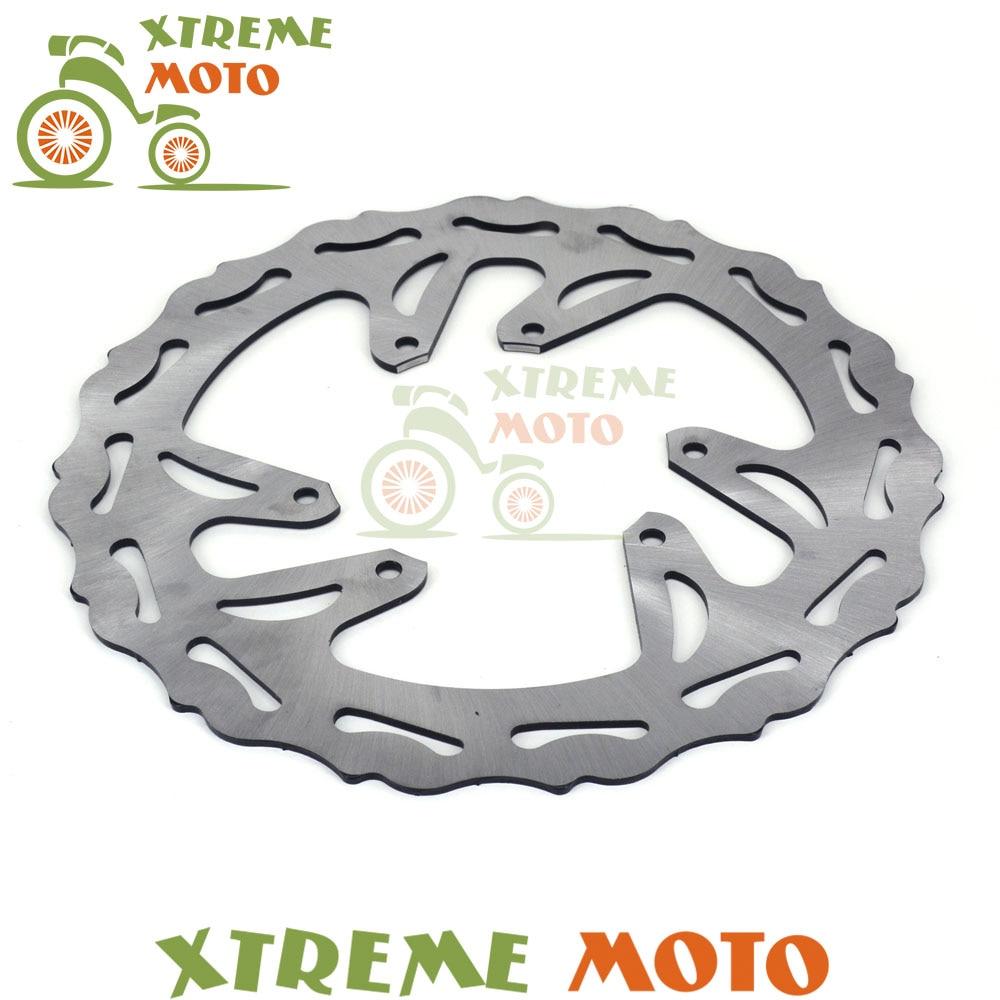 260MM Front Wavy Brake Disc Rotor For Honda CRF250R CRF450R 2015 2016 2017 CRF450RX 17 Motocross Enduro Supermoto Dirt Bike