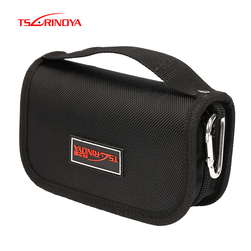Security & Protection Tsurinoya New Fishing Bag For Spinners Spoon Bait Lure Bag 15cm*9cm*3cm Oxford Cloth Waterproof Bolsa De Pesca Fishing Gear Bags Beneficial To The Sperm