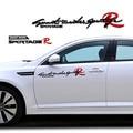 Car Sticker For KIA Rio Sportage Ceed Sorento K2 K3 Optima Reflective Vinyl 3 Styles 3 Colors 6 Sizes Tuning Car Styling